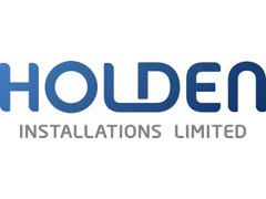Holden Installations logo